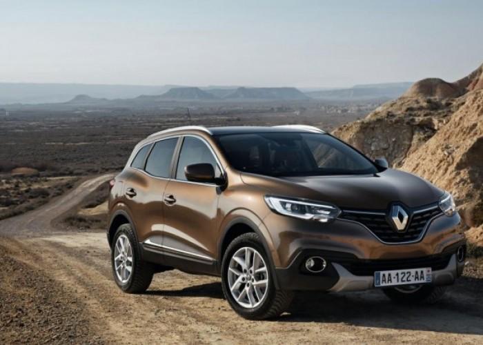 Обзор Renault Kadjar
