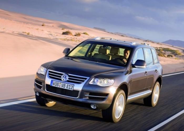 Обзор Volkswagen Touareg I