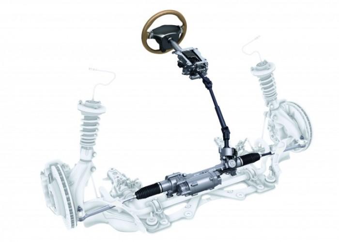 Электромеханический усилитель рулевого управления