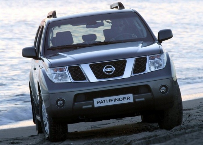 Обзор Nissan Pathfinder III R51 / R51M