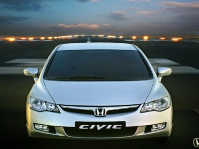 Обзор Honda Civic 4D VIII