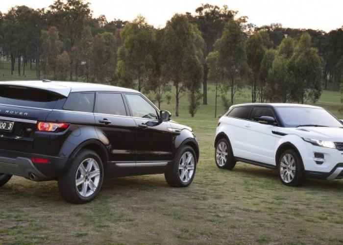 Land Rover требует правосудия за плагиат китайской компании