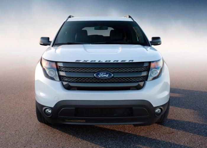 Обзор Ford Explorer V
