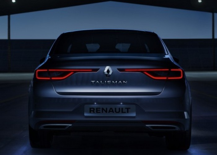 Обзор Renault Talisman 2016
