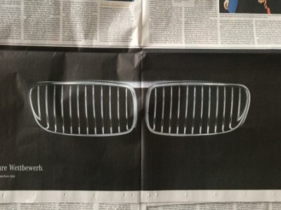 Mercedes-Benz и Porsche поздравляют BMW