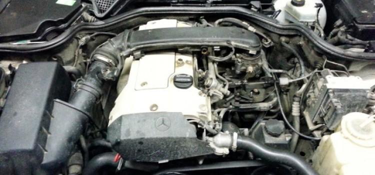 Двигатель Mercedes-Benz M111 E23 / E23ML