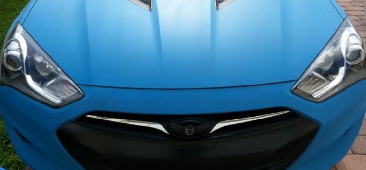 Применение жидкой резины в автомобильной индустрии