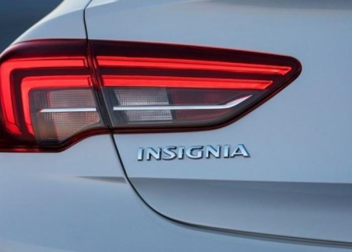 Первые официальные фото Opel Insignia II