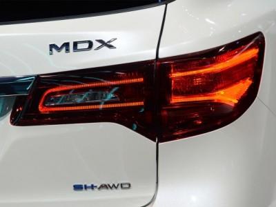Acura MDX Sport Hybrid 2016-17