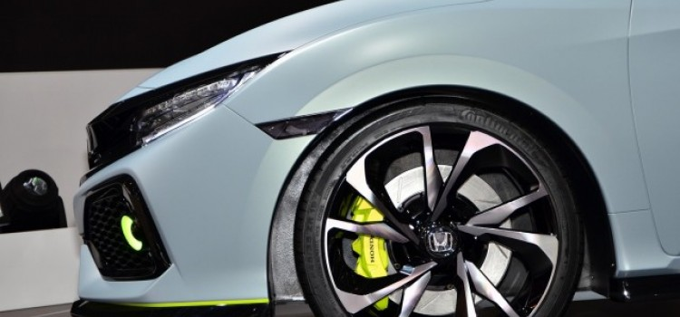 Honda анонсировала новый хэтчбек Civic для ЕС