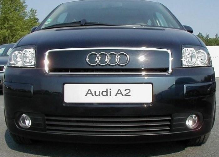 Обзор Audi A2