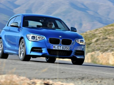 BMW анонсировала цены на автомобиль 1-Series для РФ