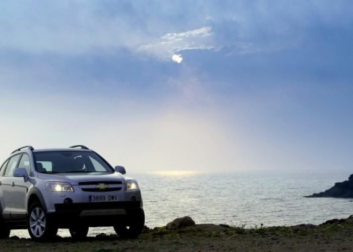 Обзор Chevrolet Captiva 2006-11