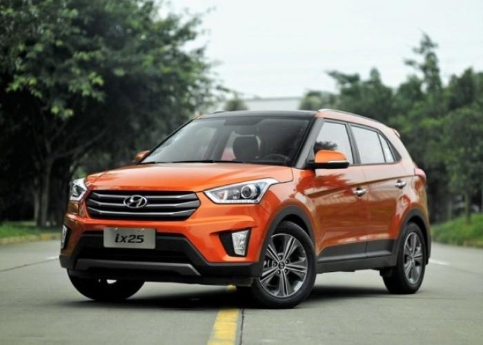 В России наладят сборку кроссовера Creta компании Hyundai