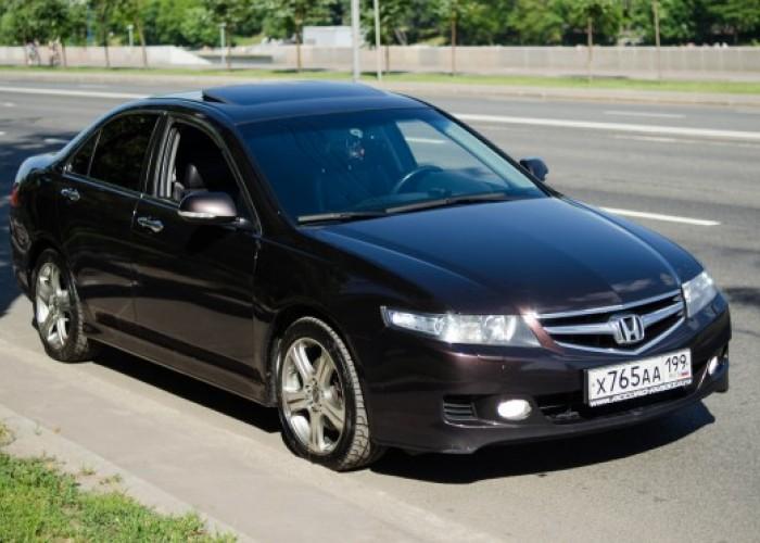 Обзор Honda Accord 7