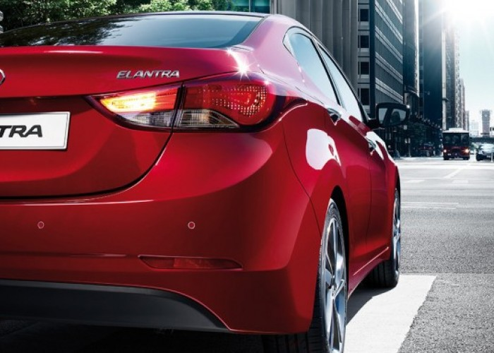 Состоялась премьера нового седана Elantra от Hyundai