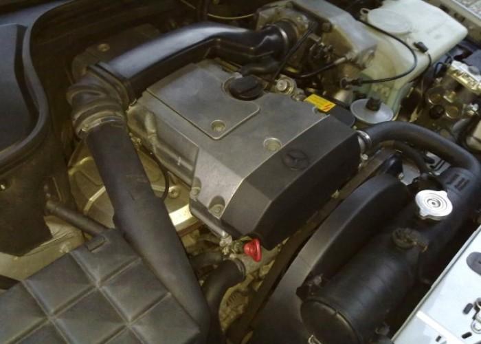 Двигатель Mercedes-Benz M111 E18