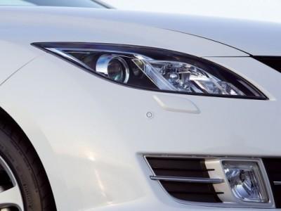 Обзор Mazda VI (GH)