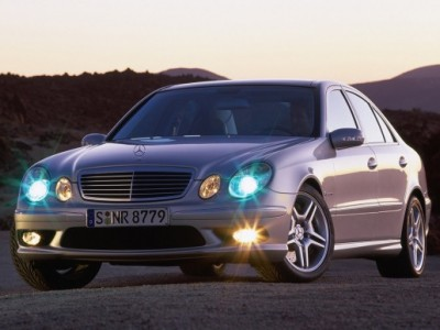Для тех, кто ищет Mercedes-Benz в кузове W211