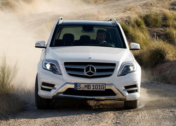 Mercedes-Benz GLK (X204) достойный кроссовер?