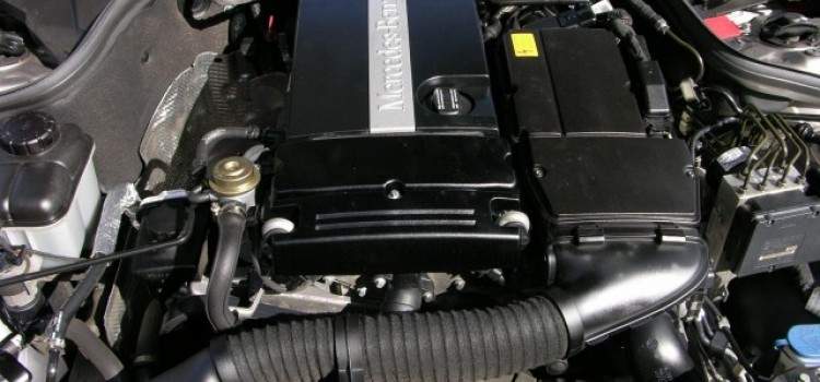 Двигатель Mercedes-Benz M271 E18ML / E18AL