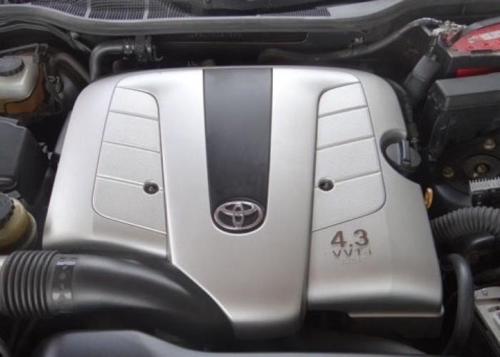 Двигатель Toyota 3UZ
