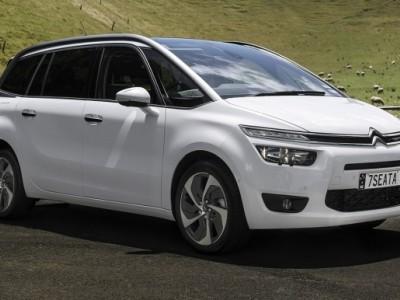 Компания Citroen решила снять с продаж в России автомобили C4 Picasso