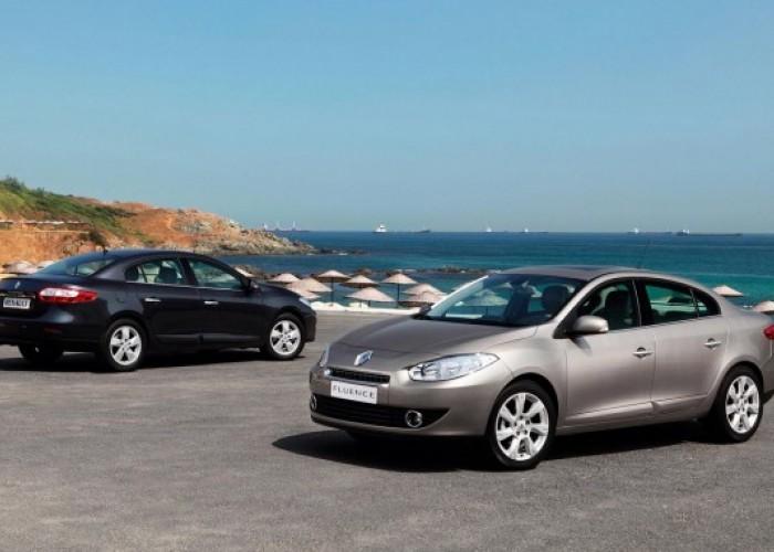Обзор Renault Fluence I