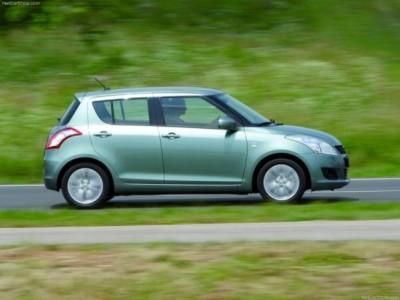 Разработчики нового автомобиля Suzuki Swift поставят в его основу мотор от Vitara