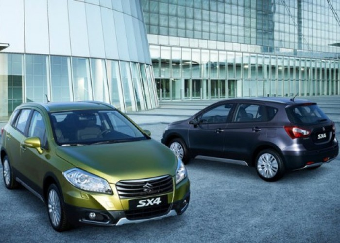 Обзор Suzuki SX4 2014