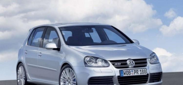 Обзор автомобиля VW Golf V