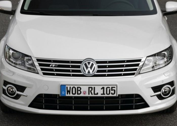 Обзор автомобиля Volkswagen Passat CC I
