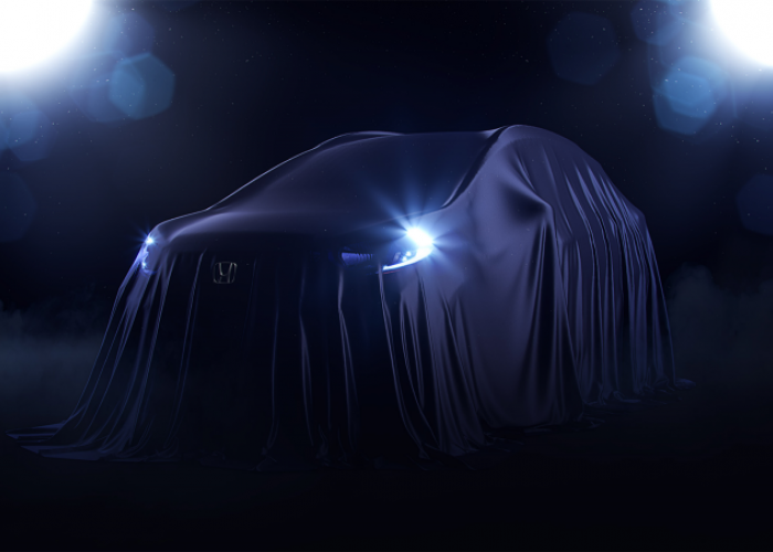Honda презентовала WR-V 2016-17