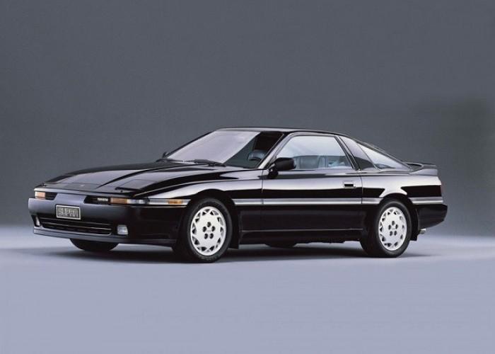 Toyota Supra Turbo Mark III