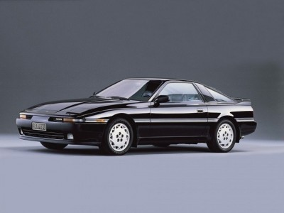 Toyota Supra Turbo Mark III