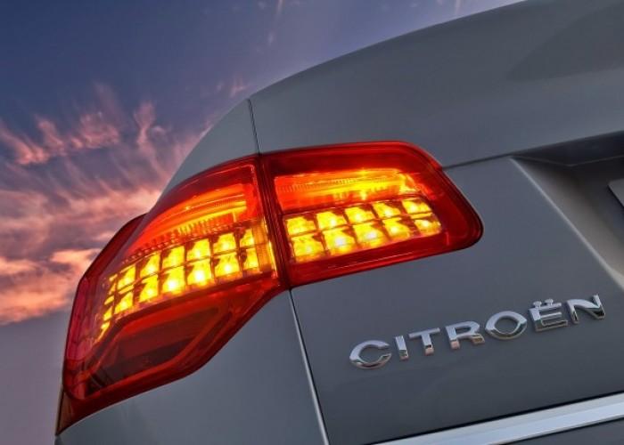 Автомобиль Citroen C5 (X7) - французский комфорт