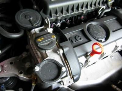 Двигатели 1.6L серий EA111 и EA211 для VW Polo Sedan