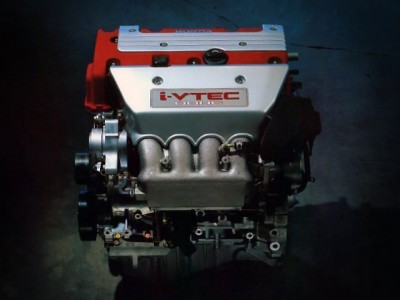 Двигатель Honda K20