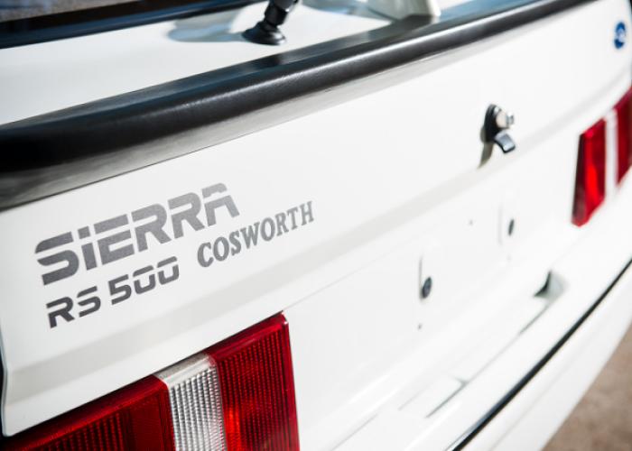 Легендарный Ford Sierra Cosworth RS500