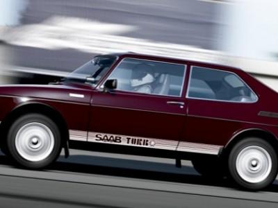 Классика от Saab - модель 99 Turbo