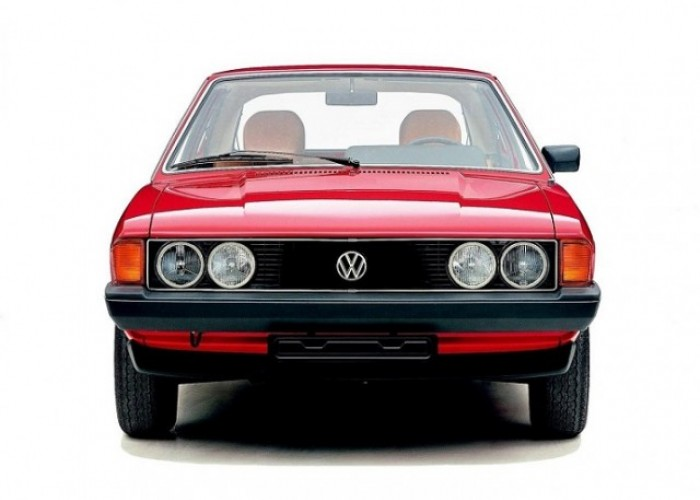 Volkswagen Scirocco Mark I