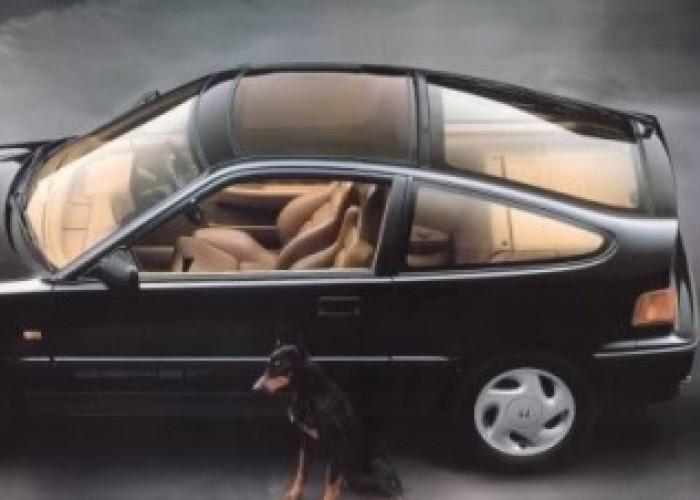 Honda CR-X Si II