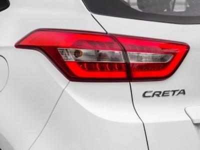 Hyundai Creta, добро пожаловать в Россию!