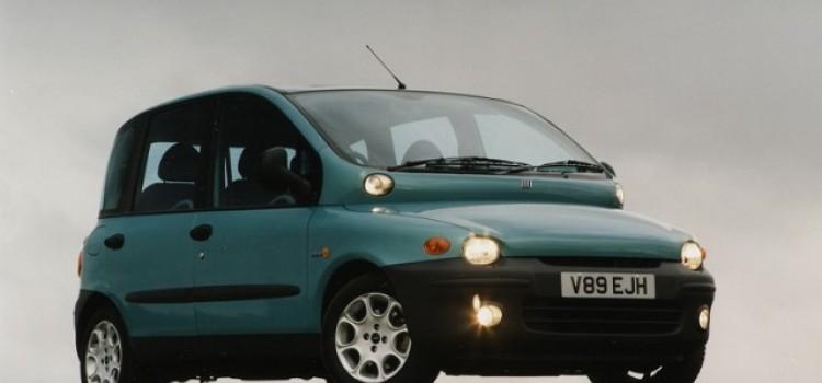 Обзор Fiat Multipla I