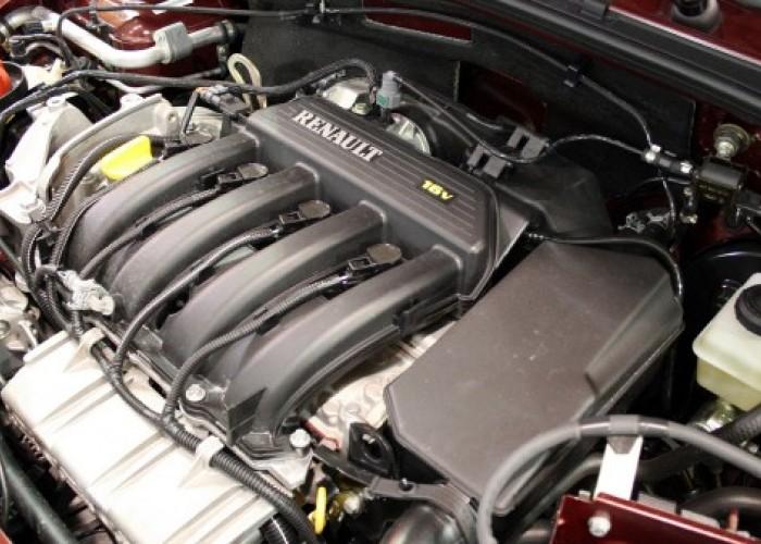 Двигатель Renault K4M
