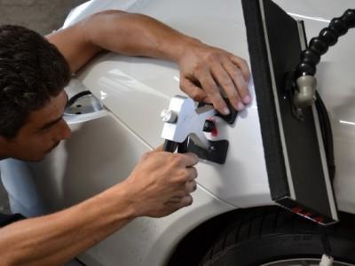Технология PDR при ремонте автомобиля