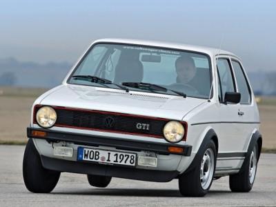 Volkswagen Golf GTI Mark I