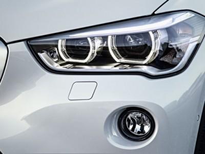 BMW X1 в новом кузове F48