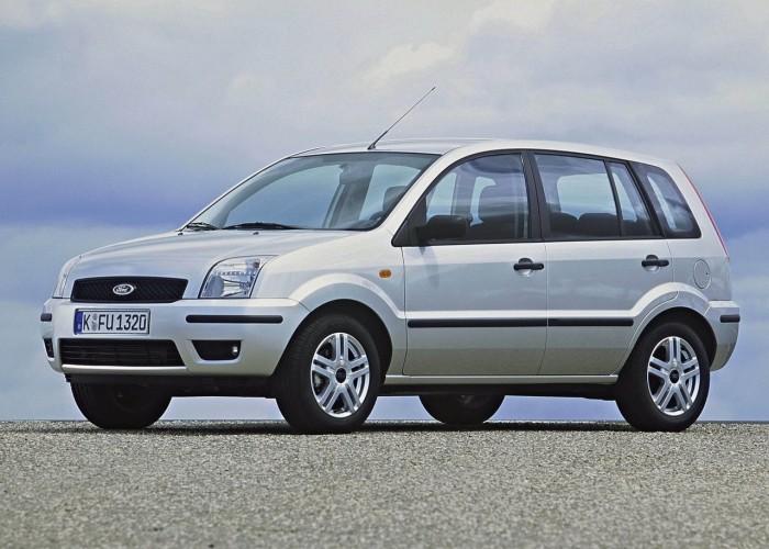 Как вам Ford Fusion?