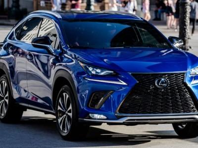 Lexus NX I 2017